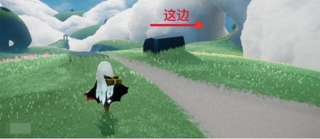 光遇云野隐藏地图怎么进 云野隐藏地图进入方法