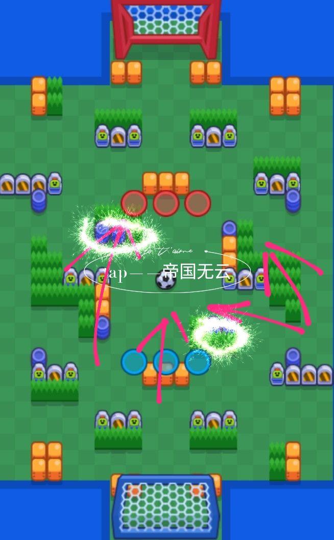 荒野乱斗足球模式攻略 足球模式特点及进球方法汇总