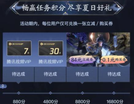 王者榮耀騰訊微視0.1元買李信一念神魔皮膚快速獲得積分方法