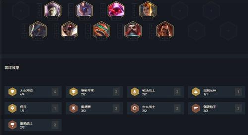 云顶之弈10.14新版最强阵容推荐 海盗男团阵容攻略教学