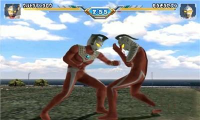 奥特曼格斗进化2手机版