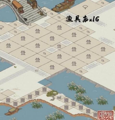 江南百景图苏州赚钱布局技巧 苏州府后期怎么布局最赚钱