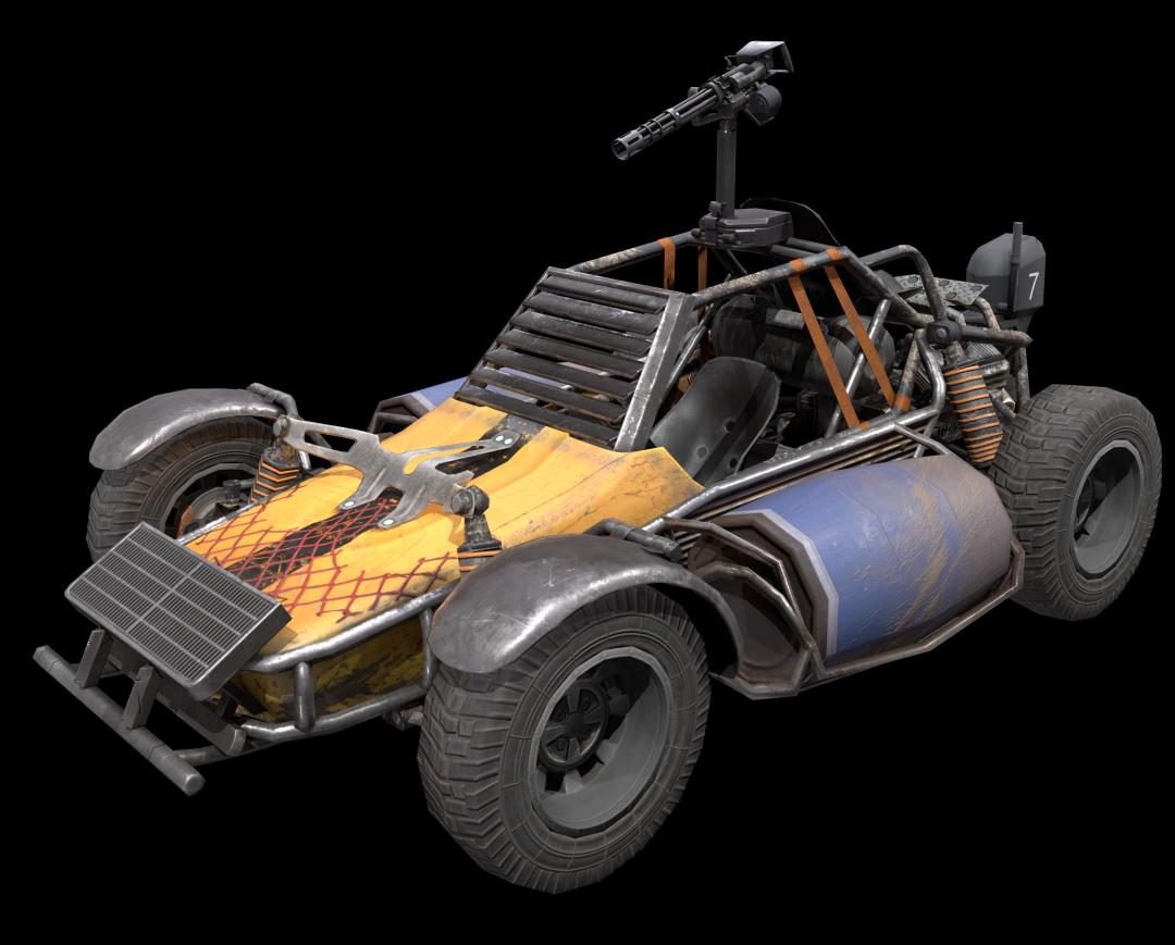 和平精英武装buggy评测 武装buggy使用指南