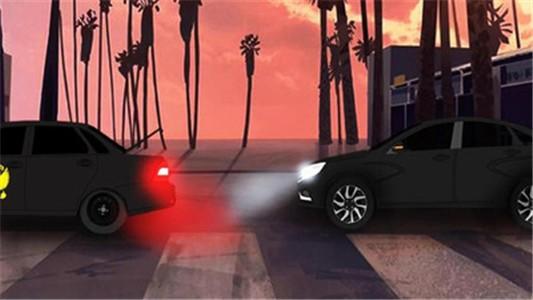 汽车之路游戏