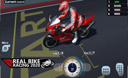 极限摩托车2020