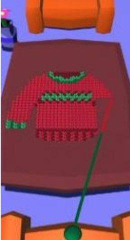 织毛衣3D