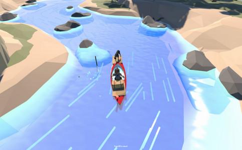超级皮划艇游戏