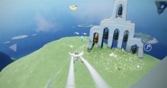 sky光遇蓝色龟壳怎么获得 圣岛季毕业奖励蓝色手碟乐器获取攻略