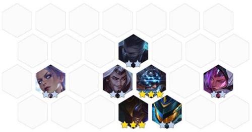 云顶之弈10.16新版最强阵容推荐 六剑士阵容攻略教学