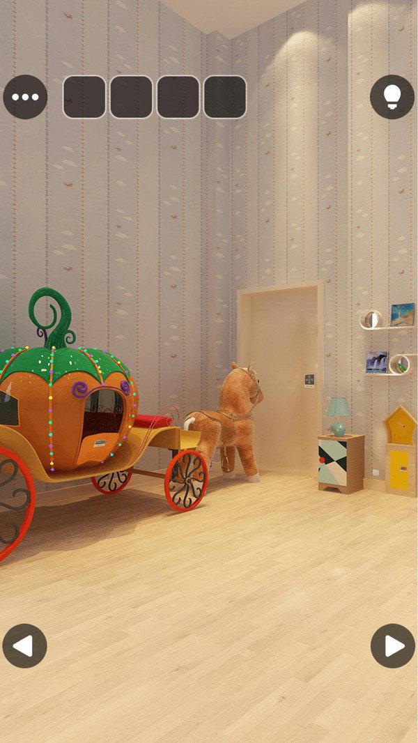 呆呆熊密室逃脱
