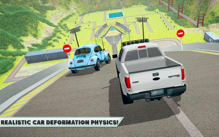 车祸驾驶模拟