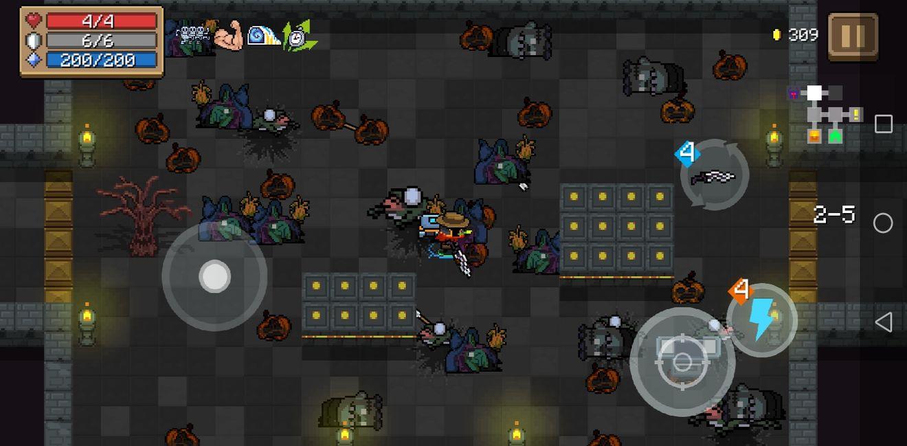 元气骑士暗黑低语匕首怎么玩 暗黑低语匕首新玩法攻略