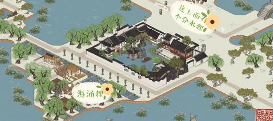江南百景图苏州府怎么布局 全绿全地基苏州雕像布局推荐