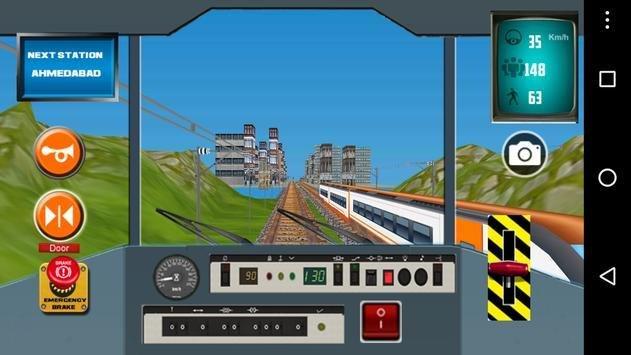 地铁模拟火车2021