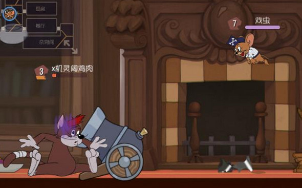 猫和老鼠海盗火炮怎么用 海盗杰瑞第二武器用法攻略