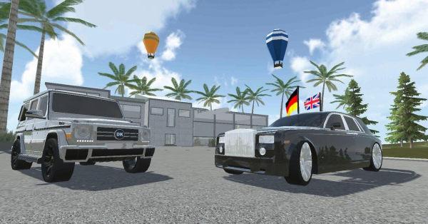 欧洲豪车模拟器