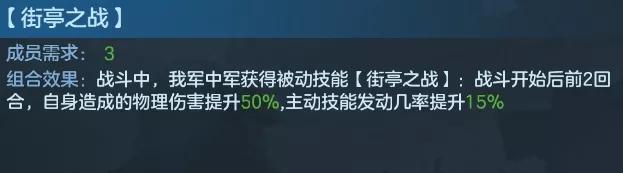 九州劫王平零氪阵容推荐 王平张郃马谡阵容玩法攻略