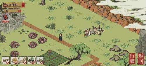 江南百景图废墟在哪里 废墟位置介绍