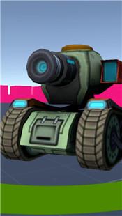 电磁坦克游戏