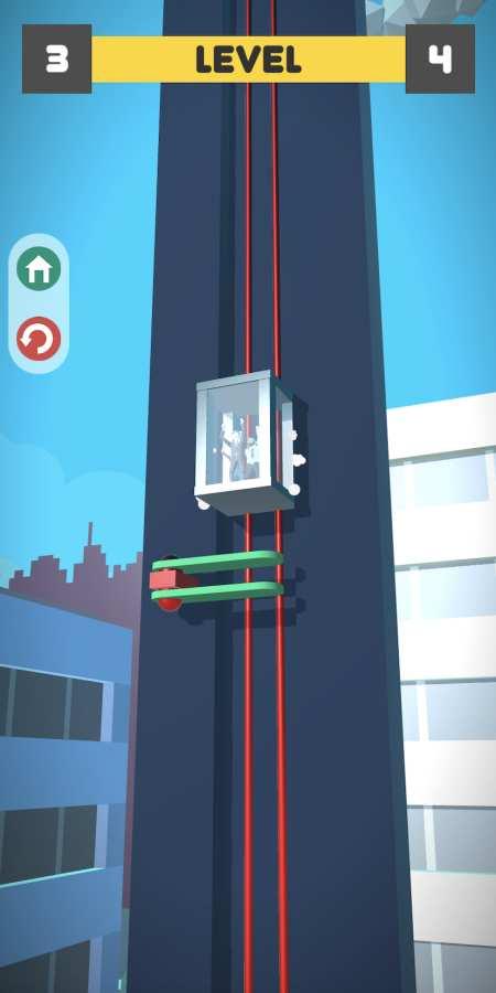 电梯求生3D
