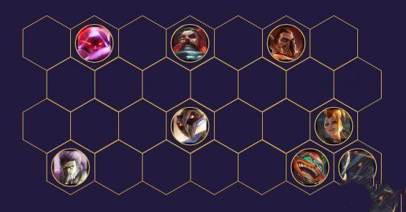 云顶之弈10.16海盗奥德赛阵容怎么搭配 海盗奥德赛玩法攻略