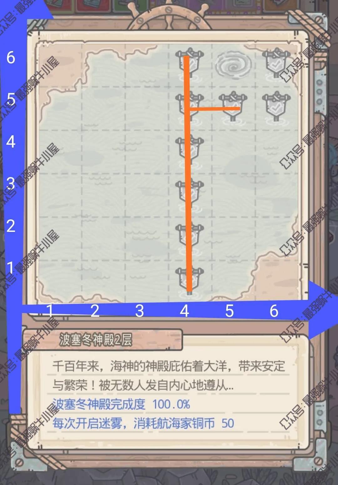 最强蜗牛波塞冬神殿怎么通关 波塞冬神殿通关全攻略