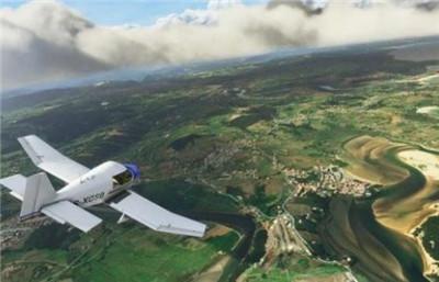 微软模拟飞行中文版
