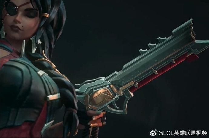 英雄联盟新英雄沙漠玫瑰介绍 莎弥拉技能及玩法详解