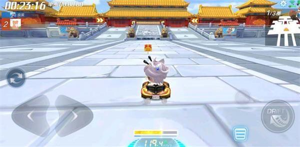 跑跑卡丁车手游龙之宫殿宝藏在哪里 龙的宫殿里搜寻宝藏位置分享