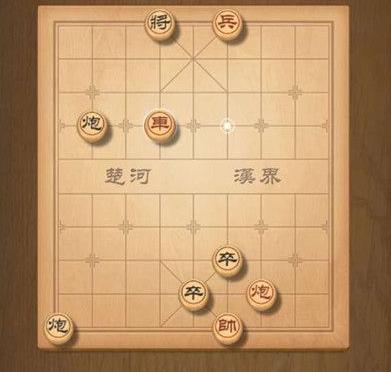 天天象棋残局挑战194期怎么过 第194关残局挑战通关步骤详解