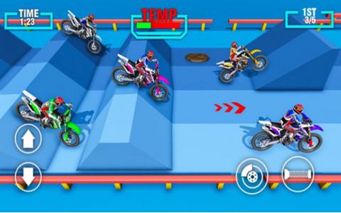 极限摩托竞速赛游戏