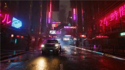 赛博朋克2077夜之城