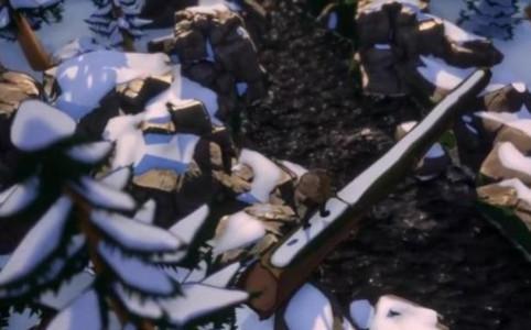 异议分子逃离冻土