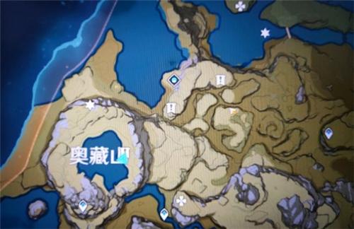 原神奥藏山遗迹宝藏攻略 奥藏山石碑在哪里