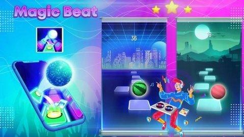 Beat Colors 3D