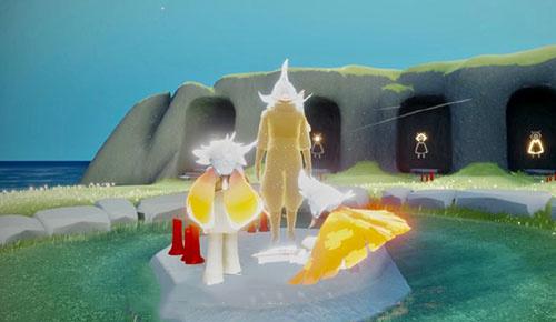 光遇扁嘴雀先祖位置介绍 光遇9月24日复刻旅行先祖在哪