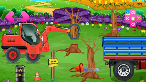 建筑工程车模拟游戏