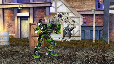 霸天虎机器人
