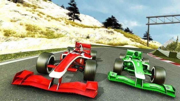 2020汽车方程式赛车