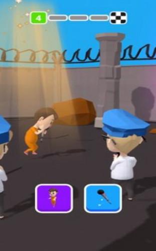 逃生监狱3D
