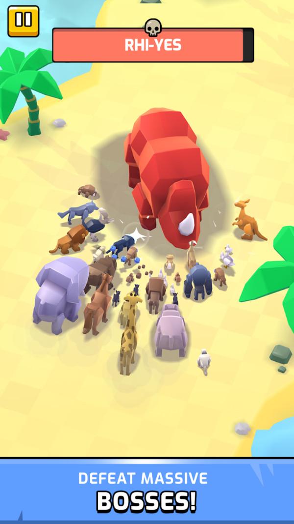 动物大混战