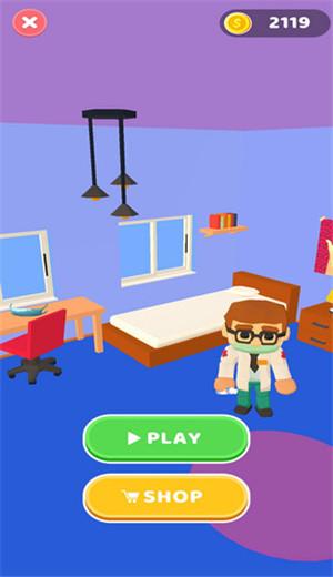 健康模拟器游戏