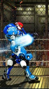 机器人街头格斗