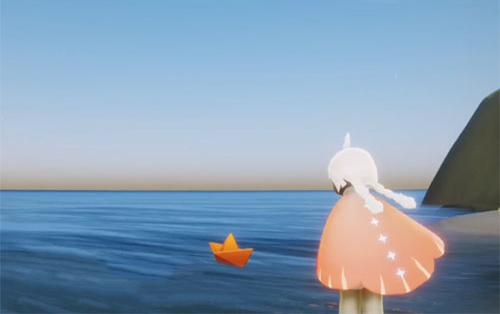 光遇纸船冷却时间说明 纸船要等多久才能再放