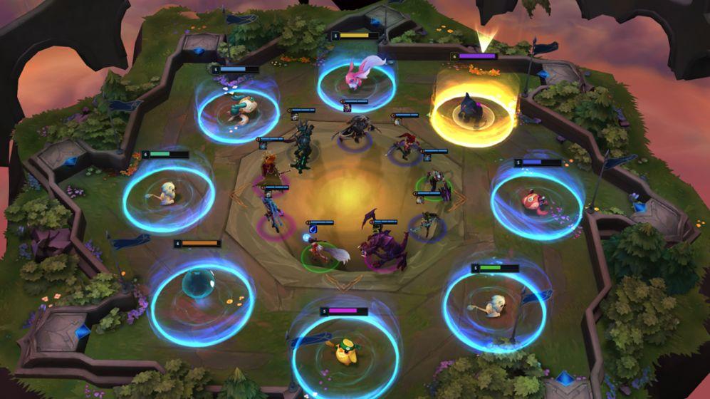 云顶之弈S4进阶攻略 进阶阵容搭配及玩法分享
