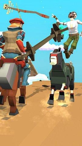 西部荒野骑士对决游戏