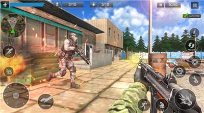 FPS射击枪战2020