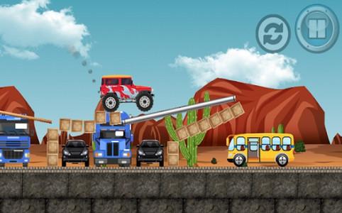 疯狂越野车驾驶游戏