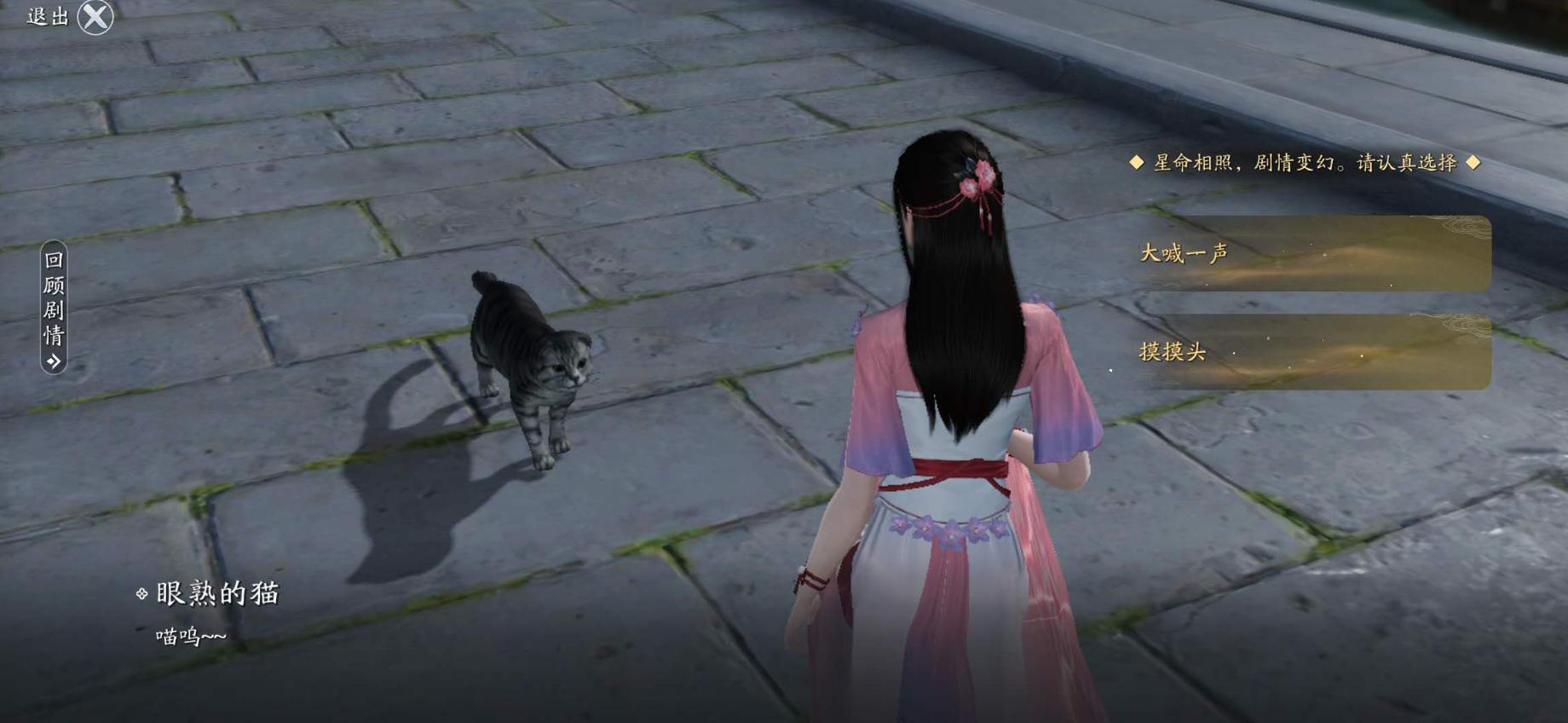 天涯明月刀手游猫之友奇遇攻略 奇遇任务流程及玩法分享