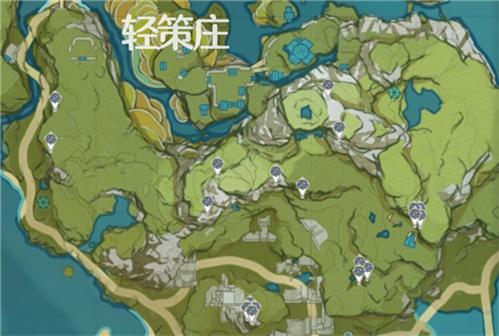 原神琉璃袋位置大全 琉璃袋地图分布一览